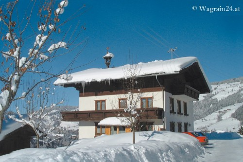 Foto - Appartementhaus Hasler im Winter